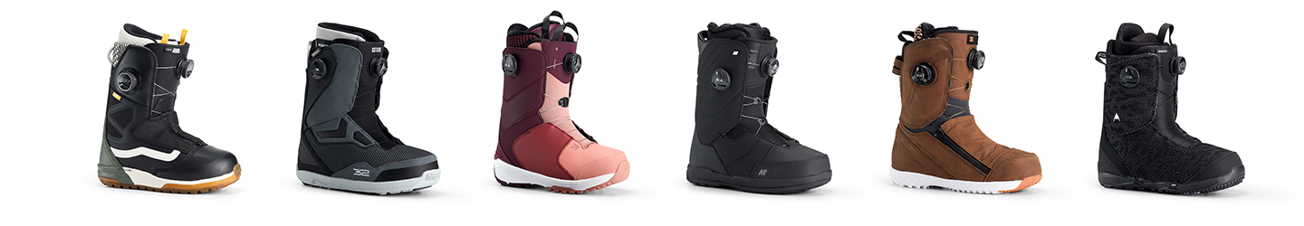 H4 Snowboard Boots for boot guide
