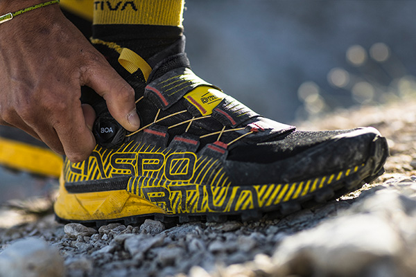 WHAT WOULD IT TAKE TO MAKE A TRAIL SUPER SHOE?