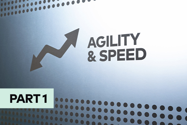 Performance Fit Lab Testing Agility and Speed