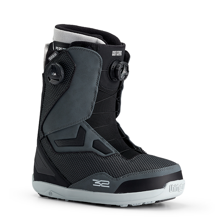 Thirtytwo Team Two snowboard boot BOA