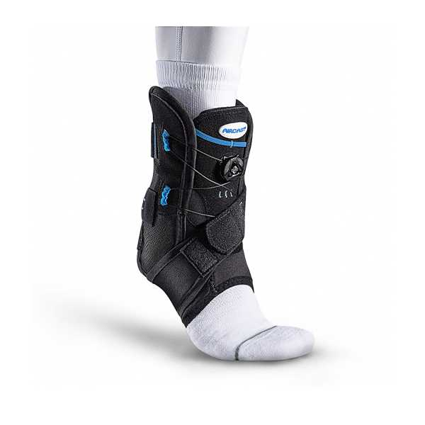 Aircast Airport+ Ankle Brace Boa
