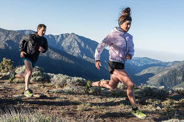 Boa Pioneers Dominic and Katie Grossman Trail Running