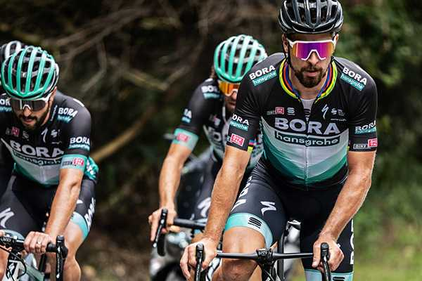 BORA - hansgrohe Professional Road Cycling Team Rider Peter Sagan